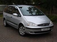 EXCELLENT DIESEL 7 SEATER!! FORD GALAXY 1.9 TDI 130 ZETEC 5dr, FSH TIMING BELT CHANGED, 1 YEAR MOT