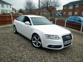 Audi A6 S Line 2.0 TFSI (09) Full Service History Excellent condition NOT A3, A4, A5