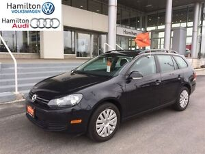 2014 Volkswagen Golf Wagon 2.5L