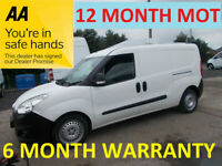Vauxhall Combo 1.3 CDTi 90 E/F 2300 L2H1 1.3***TRADE SALE***