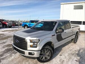 2016 Ford F-150 XLT FX4--Special Edition Sport