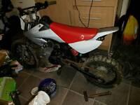 110cc Clutch Pitbike