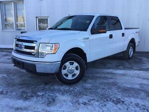 2013 Ford F-150 4X4 , LOCAL VEHICLE, BLUETOOTH.