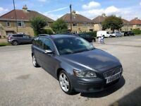 Volvo V50 1.8 SE - Spares or repairs.