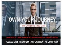 GDC LICENCED TAXI RENTALS FOR IMMEDIATE START OVER 25 CALL NOW WORK SAME DAY UBER READY