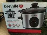 Breville slow cooker (new in box)