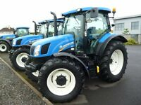 2013 New Holland T6.160 4wd Electro command