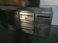 REDUCED Gram & Valera Commercial Counter Fridges for Sale (used) - ideal for Bar/Pub/Cafe/Restaurant