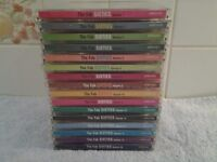 "Sixteen ""The Fab Sixties"" CD's-In Very Good Condition-Proceeds To Local Group Funds"