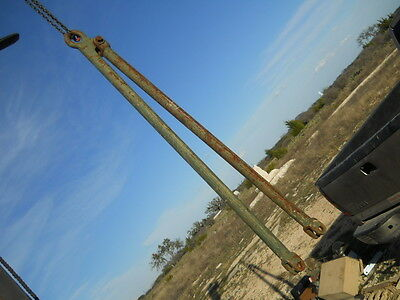 Large Military Tow Bar, for Trucks & Equipment, M923, LMTV, M35A2 CUCV, HMMWV for sale  Marble Falls