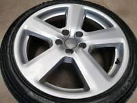 "Audi s line alloy wheel 18"""