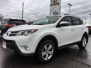 2015 Toyota RAV4 XLE AWD-SUNROOF+ACCIDENT FREE!