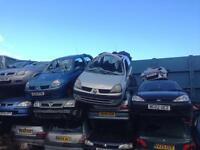 Scrap cars wanted £60 minimum