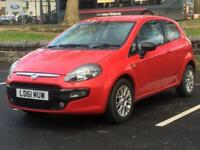 FIAT PUNTO 1.2 2011 (61)*£1999*VERY LOW MILES*LONG MOT*CHEAP CAR TO RUN*PX WELCOME*DELIVERY