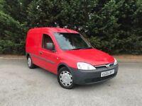 Vauxhall Combo 1.3 Diesel Cheap Panel Box Van - ONLY 80K Miles - MOT UNTIL 2019 - ** NO VAT **