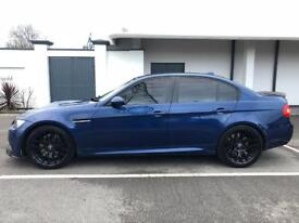 2009 Bmw M3 DCT e90 4 door saloon limited edition