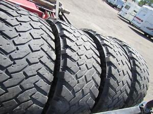 4---LT305/55R20 Nitto Trail Grabbers---10 ply