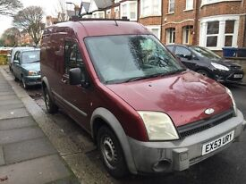 *OPEN TO OFFERS* Ford Transit Connect Van 2003