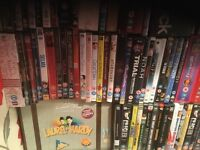 Large collection Dvds