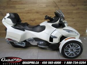 2013 Can-Am Spyder RT-S SE5 LIMITED  88,19$/SEMAINE