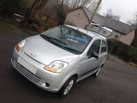 2010 CHEVROLET MATIZ S FIVE DR/ONE OWNER/HI SPEC/LOW INSURANCE/LIKE FIESTA/CLIO/POLO