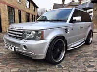 Land Rover Range Rover Sport 4.2 V8 Supercharged 5dr *FULL S/H*6 MONTHS WARRANTY* 2005 (05 reg), SUV
