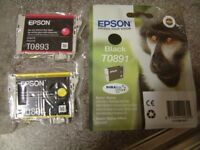 EPSON Monkey Ink Cartridges £10