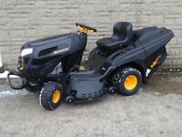 """McCulloch M185-107TC 18.5hp 42"""" Tractor Mower with Collector"""