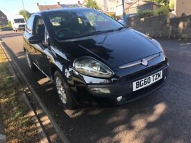 2010 Fiat punto evo 1.4 salvage repairable