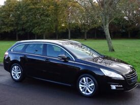 2012 Peugeot 508 SW 1.6 e-HDi Active EGC 5dr Estate (start/stop) - AUTOMATIC - ONLY 16,000 MILES