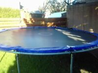Trampoline 14 FT (Has been dismantled)