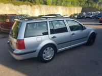 Left hand drive vw golf gt tdi estate
