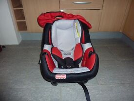 Childs car seat Fisher Price