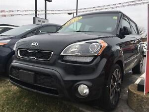 2013 Kia Soul 4u Lux - One Owner, Leather, Backup Camera