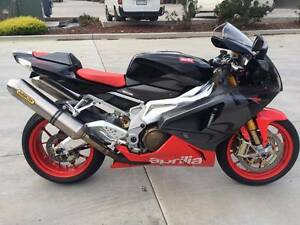 Aprilia in victoria motorcycles scooters gumtree australia aprilia rsvr 1000 rsv1000r ohlins 012007mdl 1120kms project offr fandeluxe Image collections