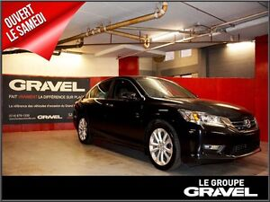 2013 Honda Accord Touring (Cuir, Navigation, Toit Ouvrant, Mags)