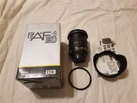 Nikon Nikkor 12-24mm AF-S DX f4G lens