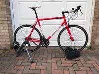 Origin Fuori Road Bike + CycleOps Turbo Trainer