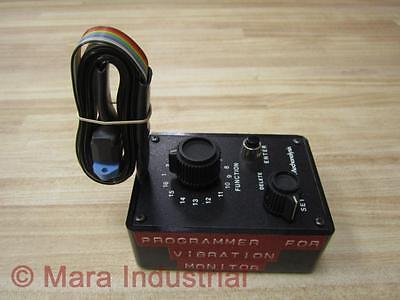 Ird Mechanalysis Programmer For Vibration Monitor