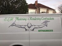 ELH Plastering & Rendering Contracts
