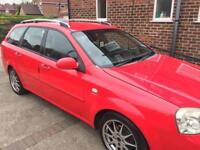 Chevrolet Lacetti Estate 1.8 Petrol 2006