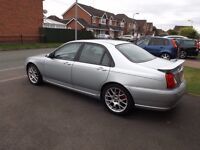 MG ROVER ZT 2.5 V6 RARE 5 SPD MANUAL reduced from £795.00
