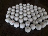 Bags of 55 Pinnacle Golf Balls ONLY £10