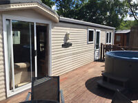 Lovely Willerby Winchester Static Caravan for sale on Finlake Holiday Park - good income potential