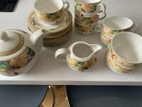 Royal Doulton China tea set