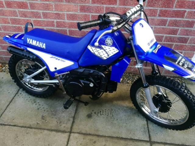 YAMAHA PW80 PW 80 VERY GOOD CONDITION | in Blackwood, Caerphilly | Gumtree