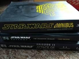 Star Wars books