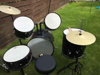 7 piece drum kit gear 4 music
