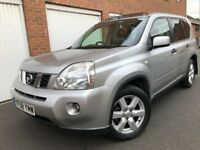 2009 58 Nissan X-Trail 2.0 DCI 4x4*1 Owner*NEW SHAPE**FSH*Panoramic Roof++not shogun sportage rav4