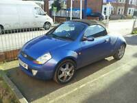 Ford streetka privatee plate for plumber